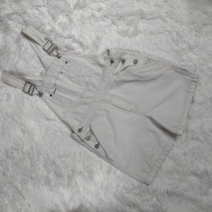 Gap Overall Shorts size XS